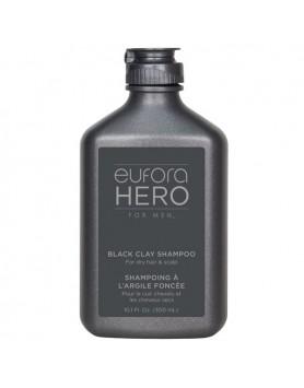 Eufora International Hero for Men Black Clay Shampoo