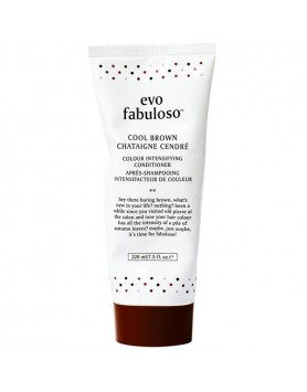 evo Fabuloso Colour Intensifying Conditioner- Cool Brown